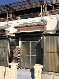 摂津市東別府5丁目中古テラスハウスの外観画像