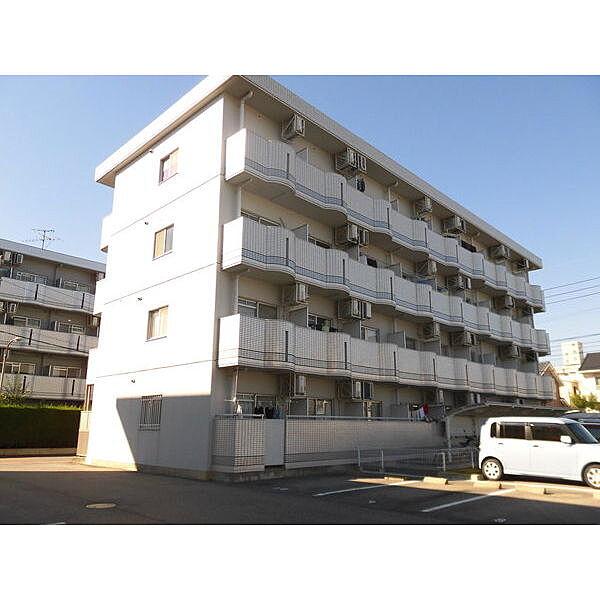 クレールショーワII 4階の賃貸【愛知県 / 春日井市】