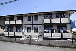 栃木県宇都宮市緑3丁目の賃貸アパートの外観