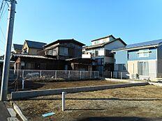 建築条件無しなので、思いのままの家作りができます