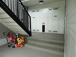 コンフォールI番館[3階]の外観