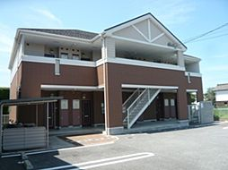 JR東海道・山陽本線 彦根駅 徒歩8分の賃貸アパート