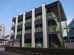 ロフティーグリーンII[2階]の外観
