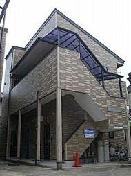 ロリエンフラット2[1階]の外観