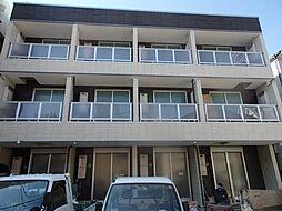 大阪府豊中市庄内西町2丁目の賃貸アパートの外観