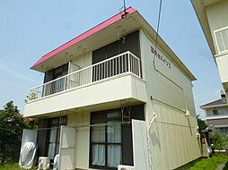 静岡県磐田市国府台の賃貸アパートの外観
