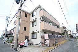 愛知県名古屋市瑞穂区太田町1丁目の賃貸アパートの外観