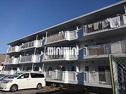 ビューネ松富II[3階]の外観