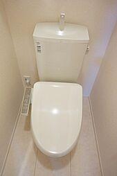 Glanzのトイレ