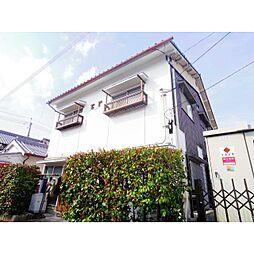 奈良県天理市川原城町の賃貸アパートの外観