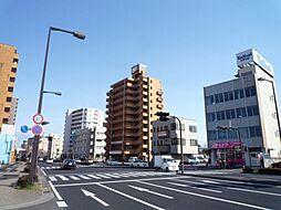 栃木県宇都宮市桜1丁目の賃貸マンションの外観