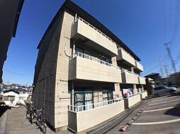 カジュアルプラザB棟[3階]の外観