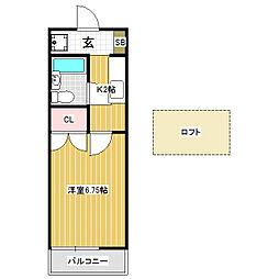 木ノ下駅 2.0万円