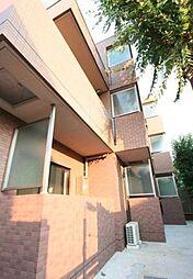 ガーデンテラス柿の木坂[1階]の外観
