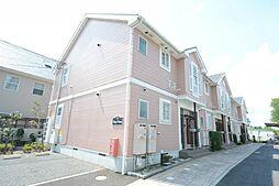 兵庫県伊丹市緑ケ丘7丁目の賃貸アパートの外観
