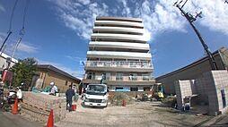 SA-COURT(エスアコート)[4階]の外観