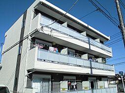 千葉県柏市旭町2の賃貸マンションの外観