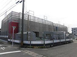 (新築)サン フォルシュII[2階]の外観