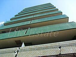 グリーンヒル生玉[10階]の外観