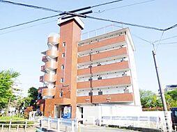 福岡県春日市日の出町6丁目の賃貸マンションの外観