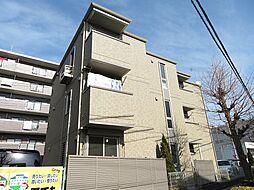 埼玉県さいたま市浦和区上木崎4丁目の賃貸アパートの外観