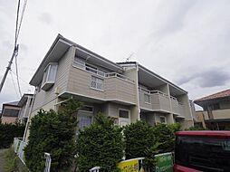 [テラスハウス] 千葉県松戸市栄町5丁目 の賃貸【千葉県 / 松戸市】の外観