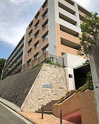 CASSIA横濱ガーデン山[206号室]の外観