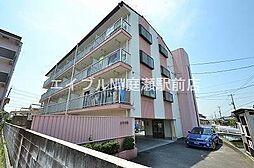 岡山県岡山市南区大福丁目なしの賃貸マンションの外観
