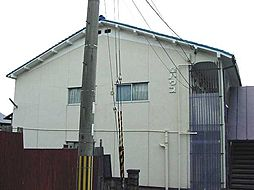 京都府京都市伏見区桃山水野左近東町の賃貸アパートの外観