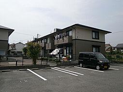サニーハイツ田寺B棟[101号室]の外観