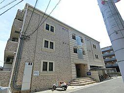 兵庫県神戸市西区学園東町6丁目の賃貸マンションの外観
