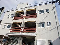 西村マンション[301号室]の外観