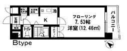 フリースペース57[3階]の間取り