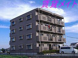 三重県伊勢市御薗町上條の賃貸マンションの外観