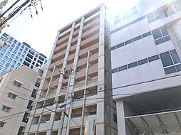 コンソラーレ土佐堀[10階]の外観