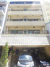 京都府京都市下京区京極町の賃貸マンションの外観
