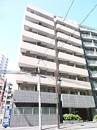 プレール麻布十番[3階]の外観