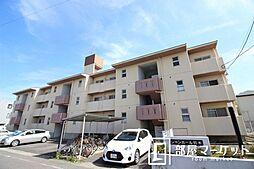 愛知県豊田市美里1丁目の賃貸マンションの外観