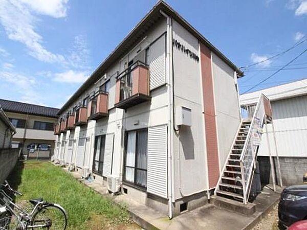 パナハイツ川中 1階の賃貸【茨城県 / つくば市】