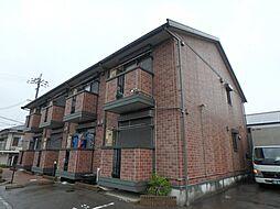 新ハイツウグイス A棟[1階]の外観