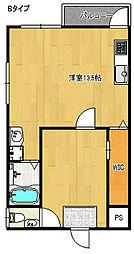 トーカイプラザ3号館[2階]の間取り