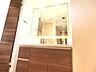 洗面化粧台の鏡は三面鏡ですので、身だしなみチェックに便利ですね。,3LDK,面積78.75m2,価格1,880万円,京急本線 浦賀駅 徒歩22分,,神奈川県横須賀市鴨居2丁目