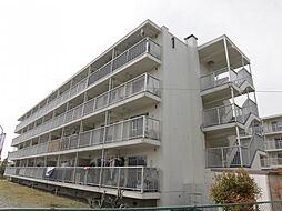 ビレッジハウス新開1号棟[2階]の外観