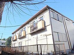 京屋誠コーポ[2階]の外観