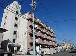 アールイーステージ蟹江(黒川ビル)[4階]の外観