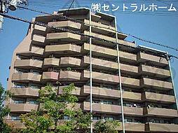 コスモ三国ヶ丘[7階]の外観