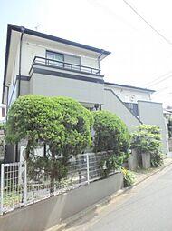 東京都豊島区西池袋2丁目の賃貸アパートの外観