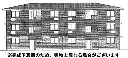 D-roomパークサイド吉塚[101号室]の外観