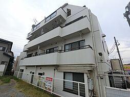 千葉県千葉市若葉区貝塚2丁目の賃貸マンションの外観