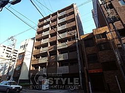 SHICATA SIX BLDG[804号室]の外観